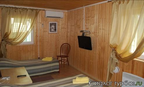 База отдыха «Сазаний хутор»