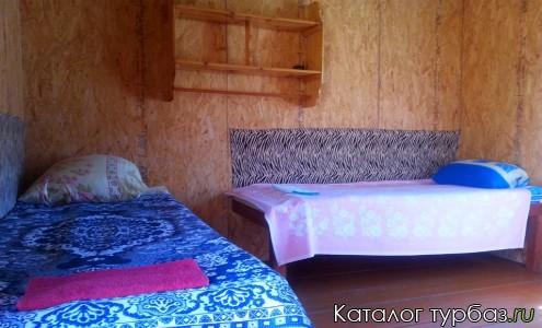 База отдыха «Заимка Алтай»