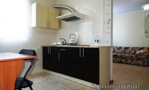 номер с отдельной кухней
