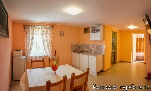 кухня дома№7
