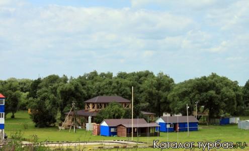 Спортивно-развлекательный комплекс «Семено-Оленинский»