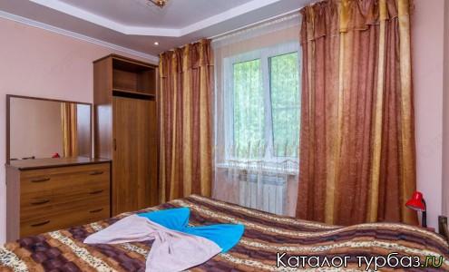 Спальня в 2-х комнатном номере