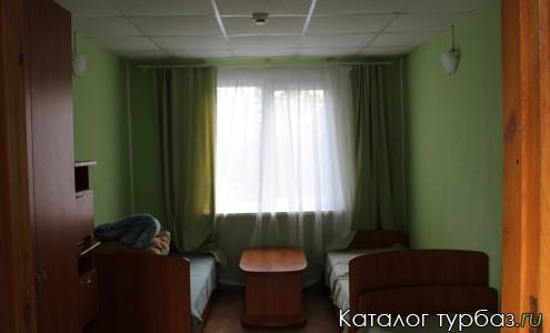 База отдыха «Упкан»
