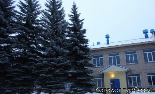 Дом отдыха «Снежинские Сокольники»