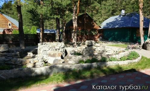 База отдыха «Кудряшовская заимка»
