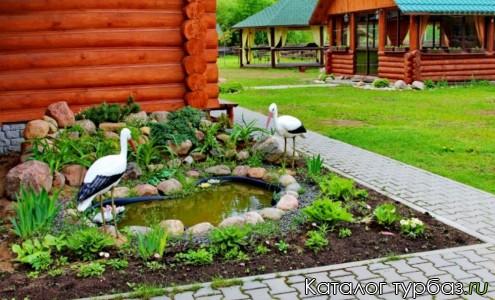 База отдыха (усадьба) «Сябрыньские озера»