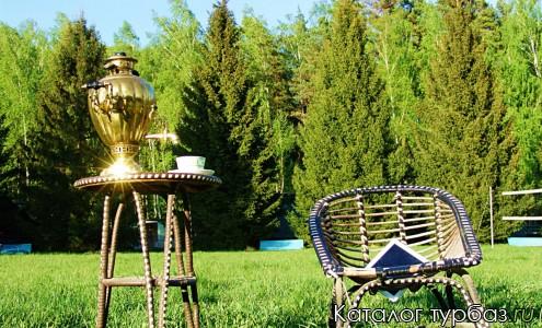 База отдыха «Приокская поляна»