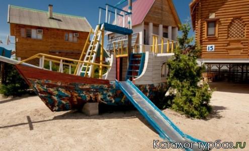 База отдыха «Форт-Азов»