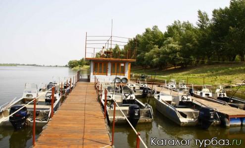 База отдыха «Пристань рыбака»