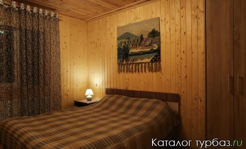 Коттедж спальня 2
