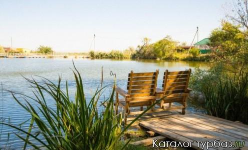 База отдыха «Озеро Удачи»