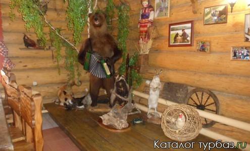 База отдыха «У трех медведей»