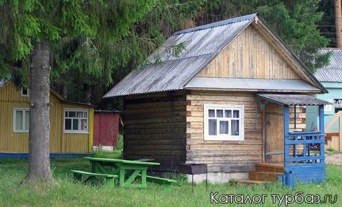 База отдыха «Байкузино»