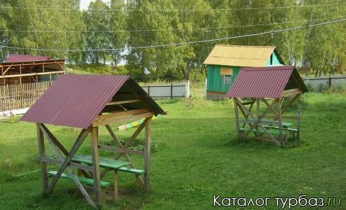 База отдыха «Фестивальная поляна»