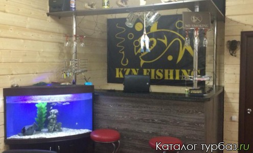 База отдыха «KZN-Fishing»