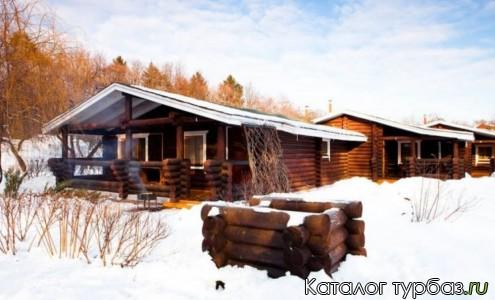 База отдыха «Финская деревня»