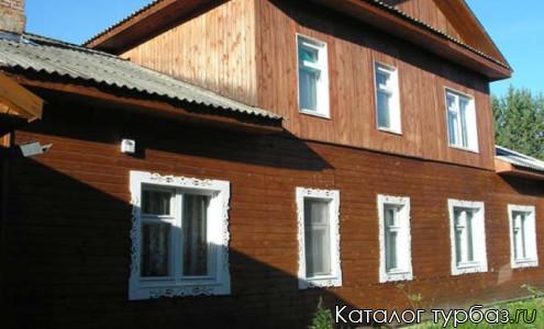 База отдыха «Омогаевское»