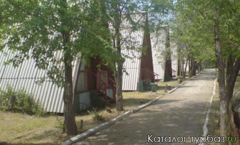 Турбаза Волга