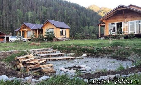 База отдыха «Баюта Алтай»