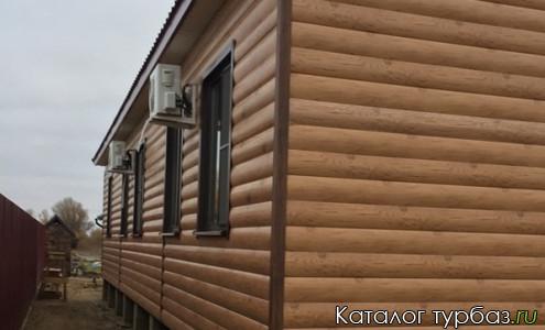 Рыболовно-охотничья база отдыха «Кигач клуб»