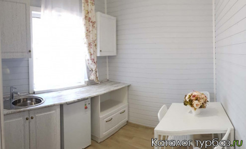 Кухня домик