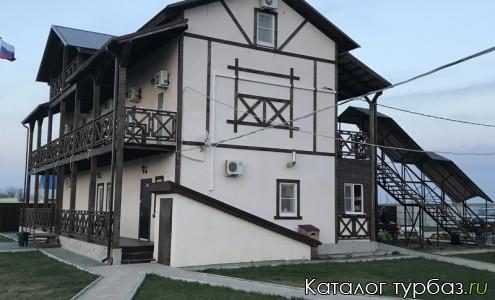 База «Кордон Дмитрича»
