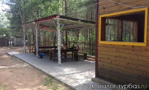 База отдыха «Лесной рай»