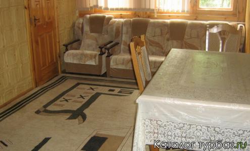 База отдыха «Евлатькина заводь»