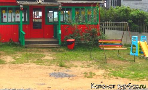 игровая и детская площадка