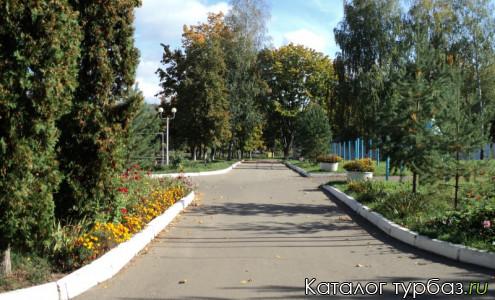 База отдыха «Шилово»