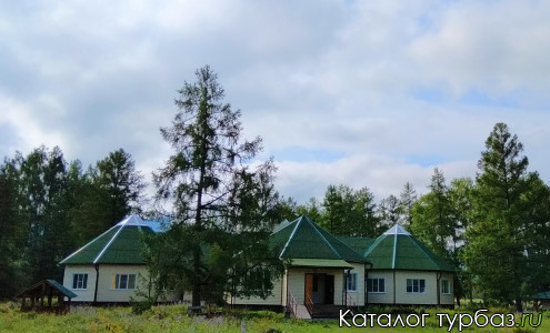 Туристический комплекс «Уч-Энмек»
