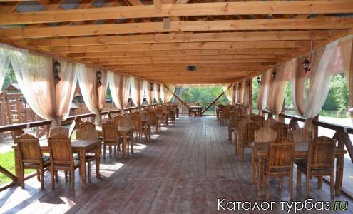 База отдыха «Уральская деревня»
