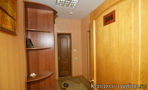 База отдыха «Ломовка»