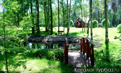 База отдыха «Green village»
