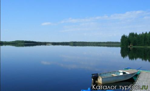 База отдыха «Белое озеро»