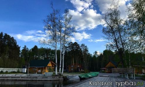 База отдыха «Уральский берег»