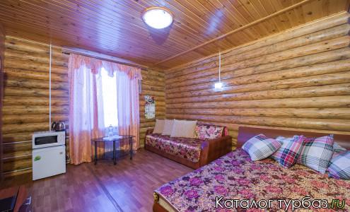 База отдыха «Уральская заимка»