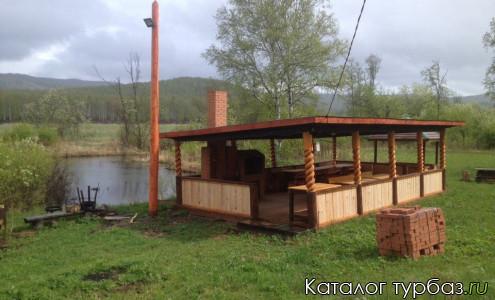 База отдыха «Кубагушево вилладж»