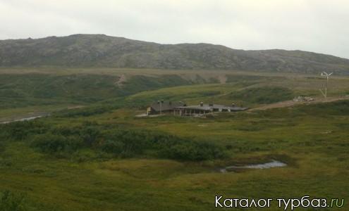 Рыболовно-охотничья база «Типановка»