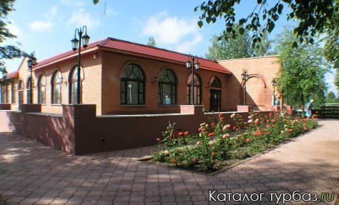 База отдыха «Милоград»