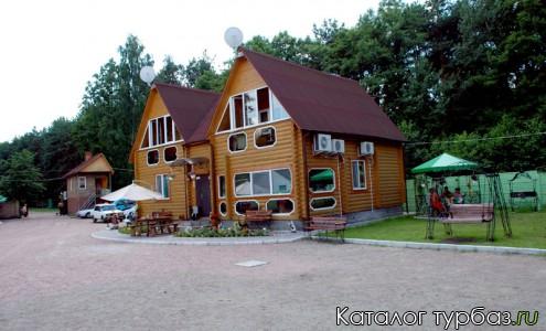 База отдыха «Галицкий двор»