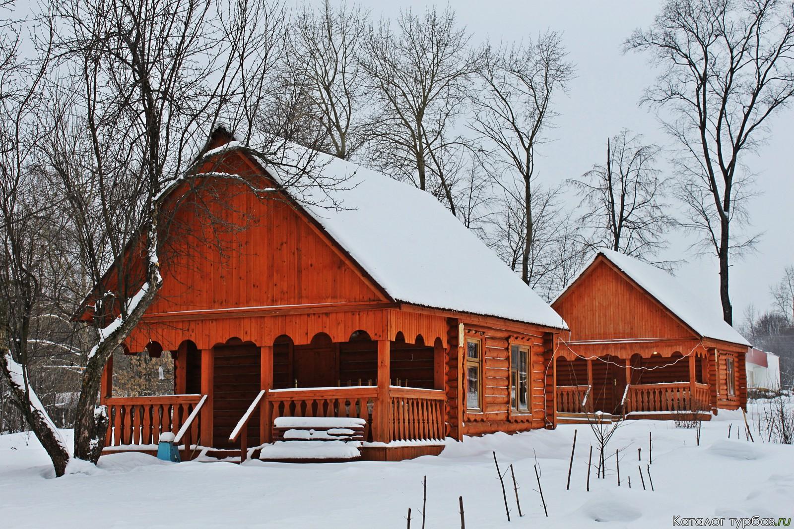 дом отдыха в нижегородской области цены
