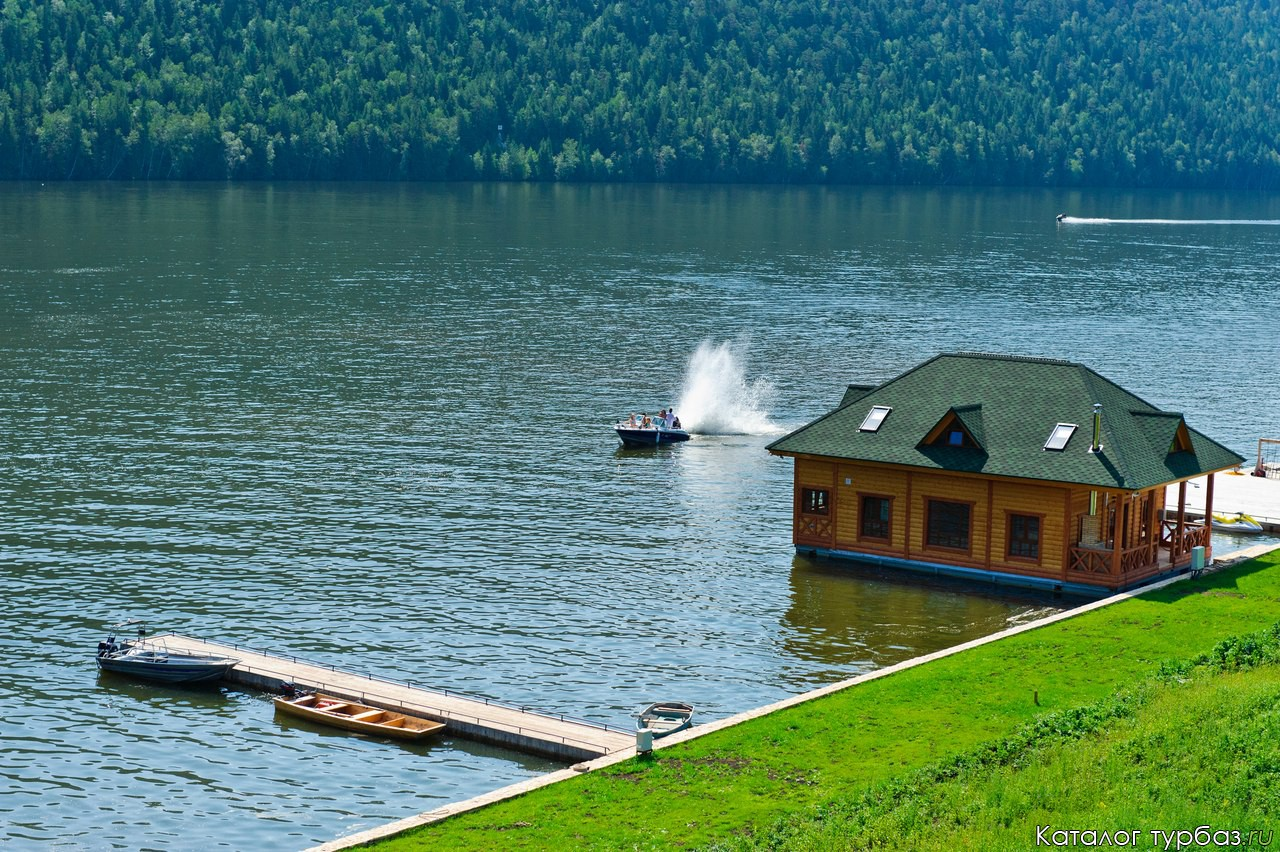 Дом «Озеро Шамсутдин» отличное место для спокойного отдыха!