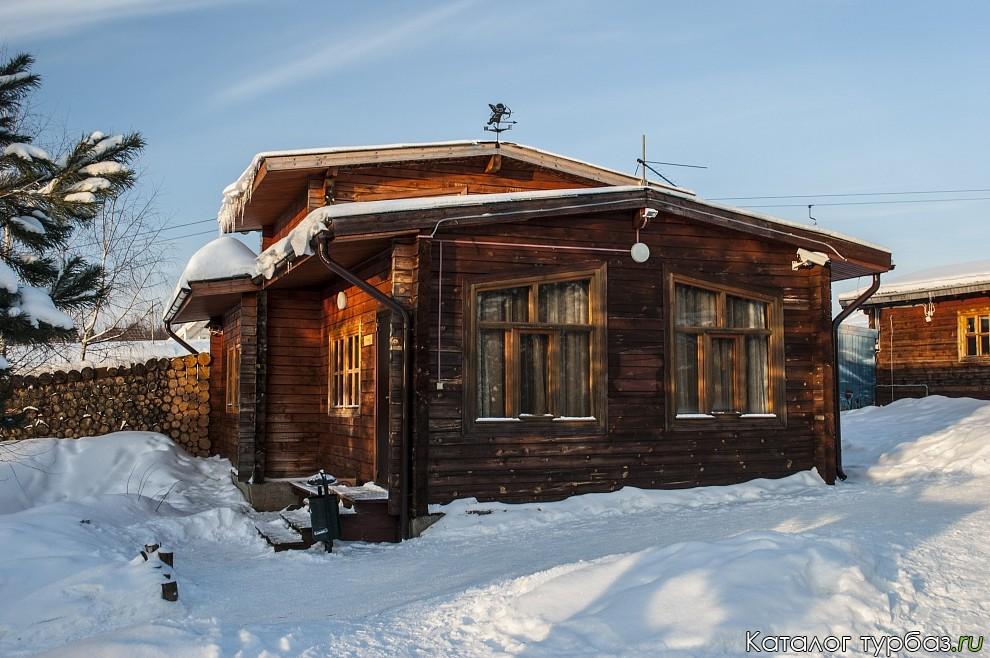 Семейный парк активного отдыха в Ярославле зимний отдых