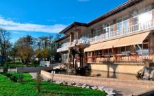 Здание гостиницы и ресторана