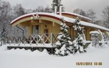 Зима в Дубраве