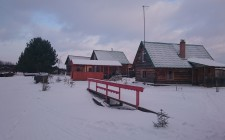Чалково, зима 2015