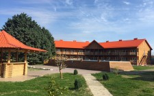 Эко-отель «Озеро Дивное»