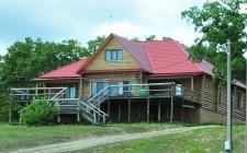 Срубный дом