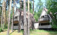 летние домики от 6 до 16 человек